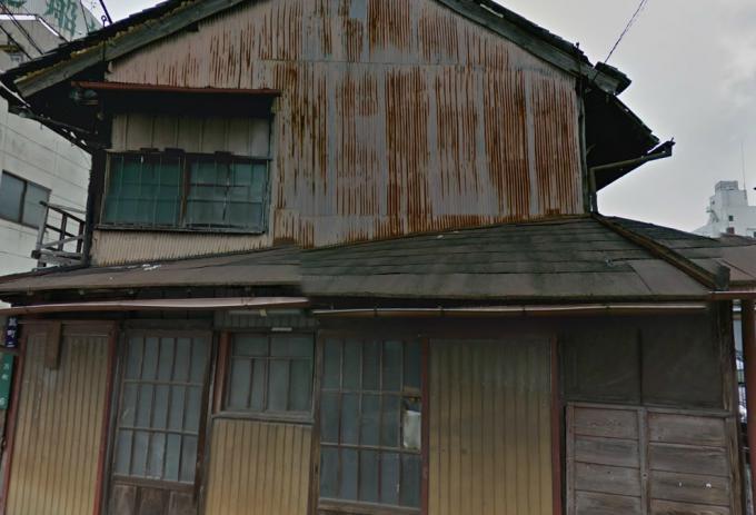 栃木市万町の銭湯跡