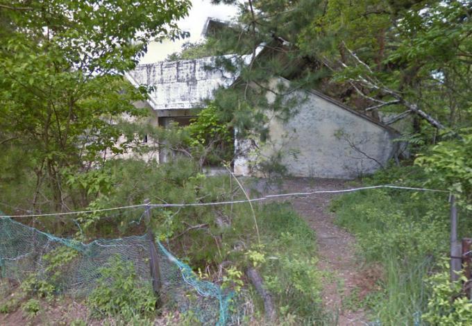人肉館(茶臼山荘)