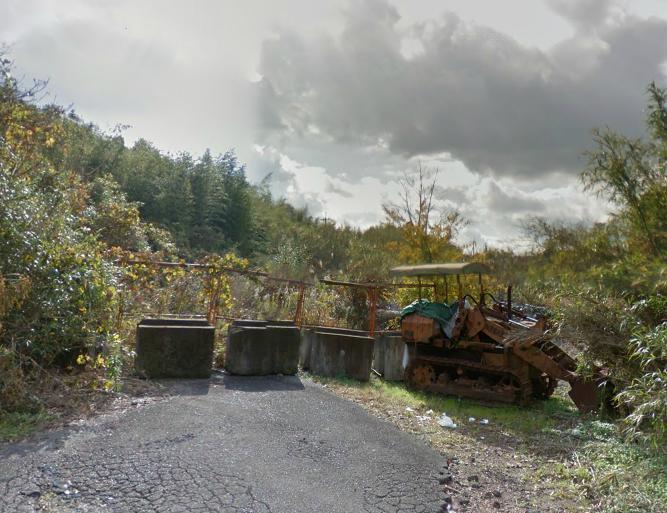 目尾炭鉱 - 廃墟検索地図