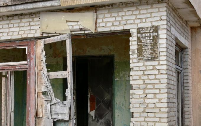 ヴォズロジデニヤ島の生物兵器研究施設