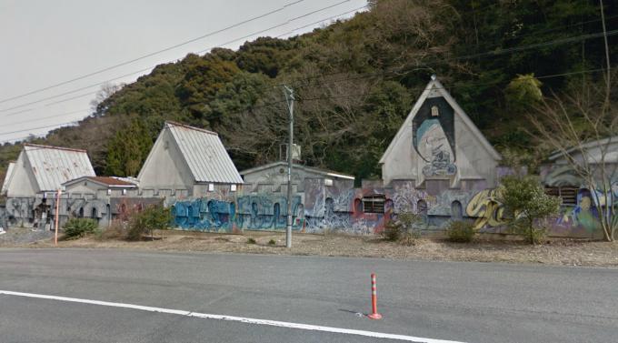 ホテル・シルクロード(田布施町) - 廃墟検索地図