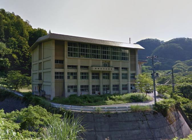 送橋小学校(朝日町) - 廃墟検索地図
