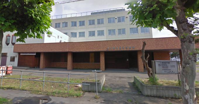 旧・旭川脳神経外科病院