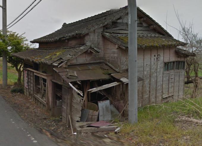 茨城町長岡の廃屋 - 廃墟検索地図