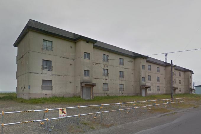 苫小牧市元町3丁目のアパート - 廃墟検索地図