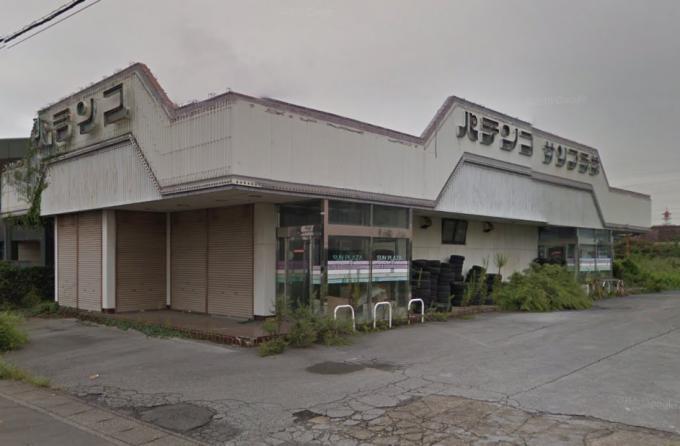 パチンコ・サンプラザ(小山市)