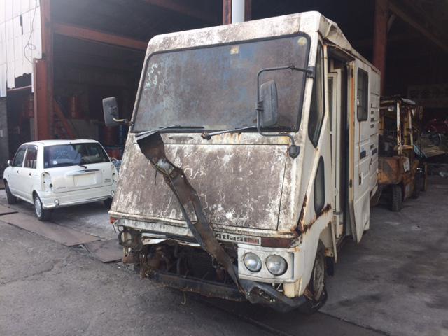 南国市包末の廃車群 - 廃墟検索地図