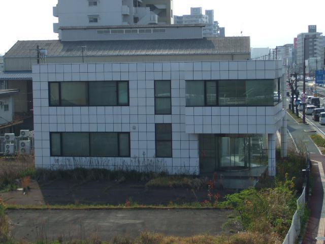 ヨドコウ旧高知営業所