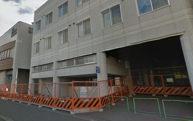 旧・北広島病院