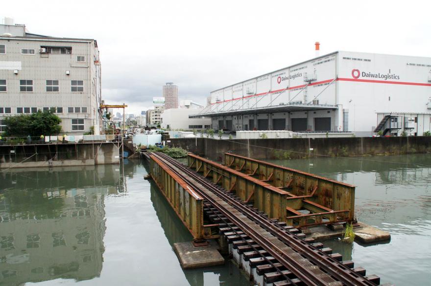 大阪臨港線 - 廃墟検索地図