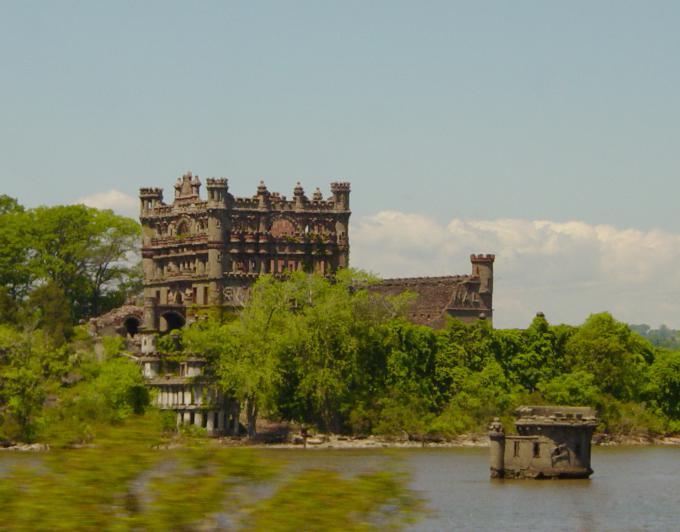 バナーマン城(ポリプル島)