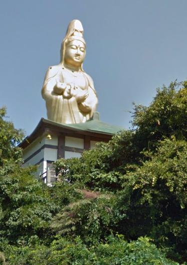 ユートピア加賀の郷(加賀大観音、観音温泉ホテル)