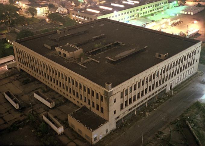 ルーズベルト倉庫(デトロイト)