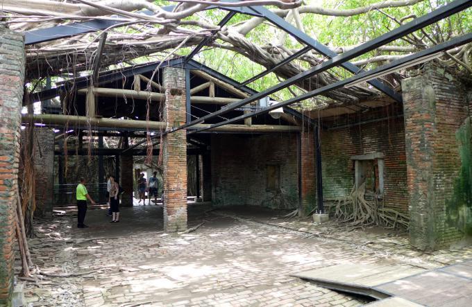 安平樹屋(安平ツリーハウス)