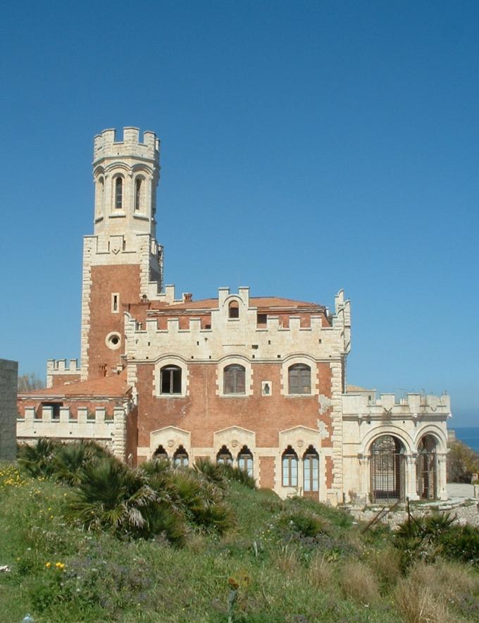 ポルトパーロ城