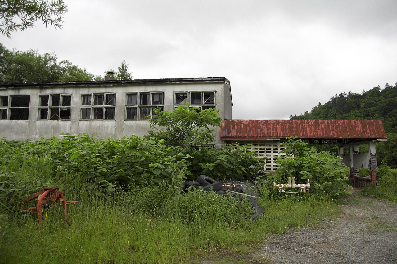 北辰中学校(羽幌町)