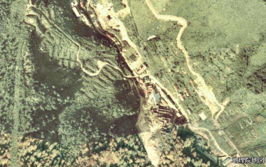 上北鉱山 - 廃墟検索地図
