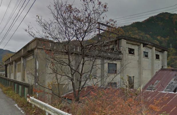 新梨子油力発電所