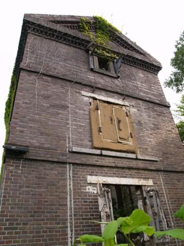 旧酒井別邸の蔵(小樽の蔵)