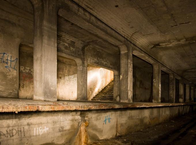 シンシナティ地下鉄 - 廃墟検索地図
