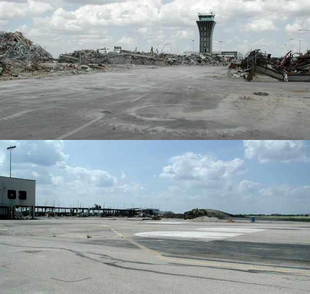ロバート・ミューラー地空港