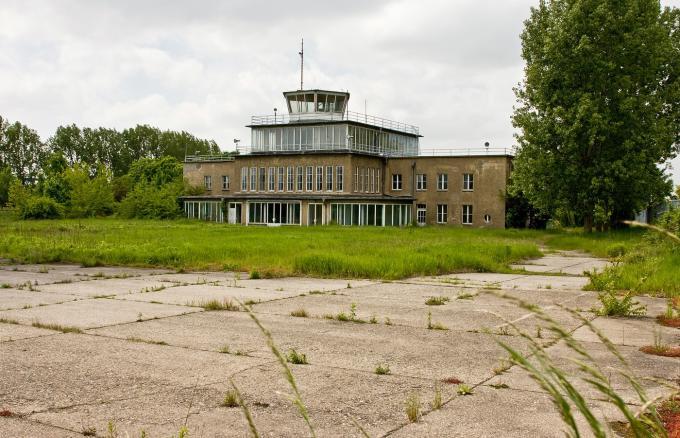 ライプツィヒMockau空港