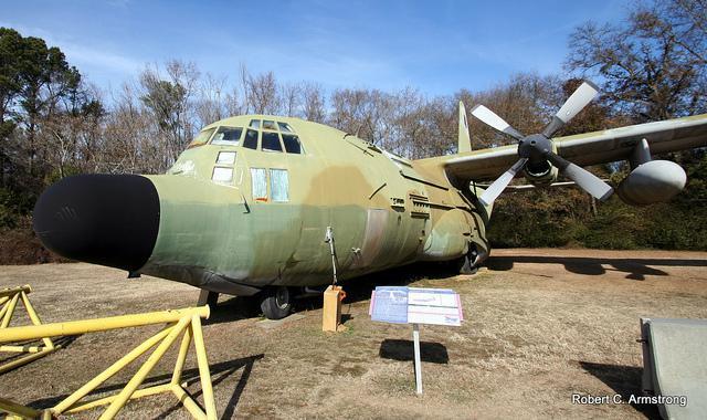 クレディブル・スポーツ作戦のC-130