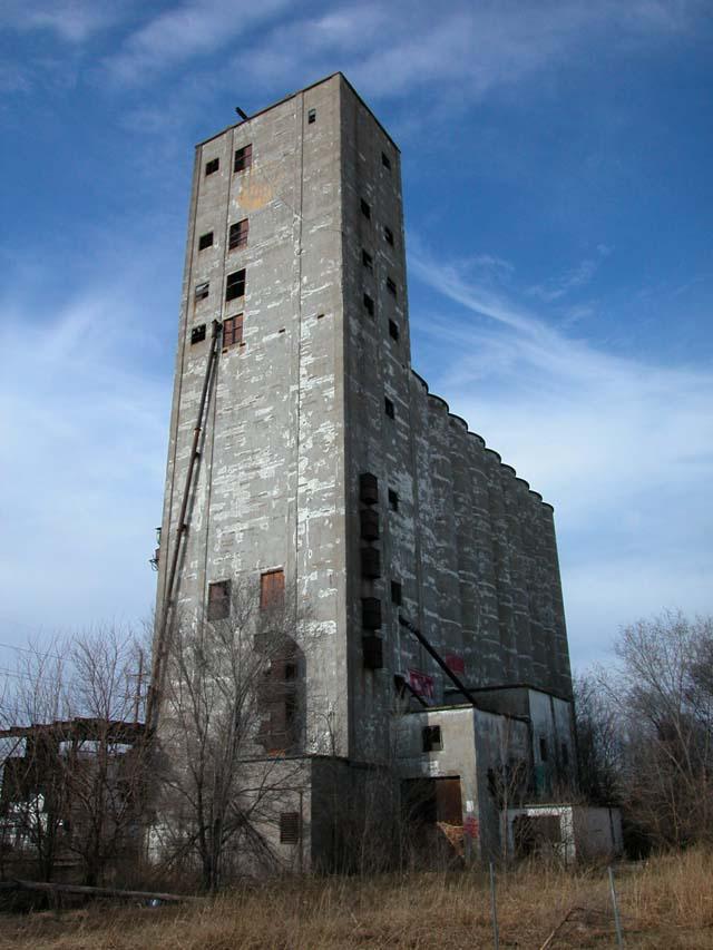 コルノ穀物エレベーター(Corno Mills Elevator)
