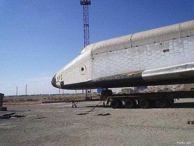 ロシアのスペースシャトル ブラン(Bran)