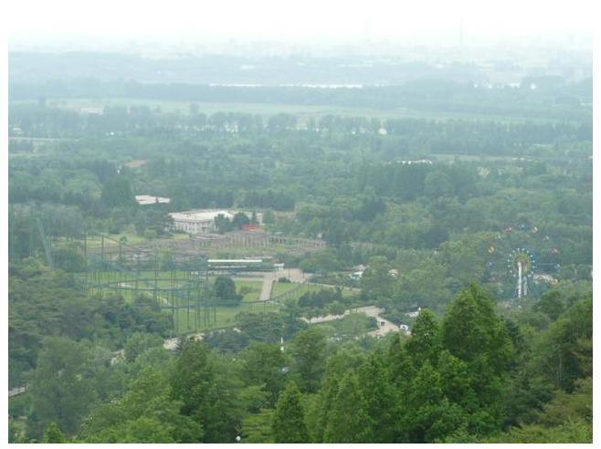 大成山遊園地(Taesongsan Funfair)