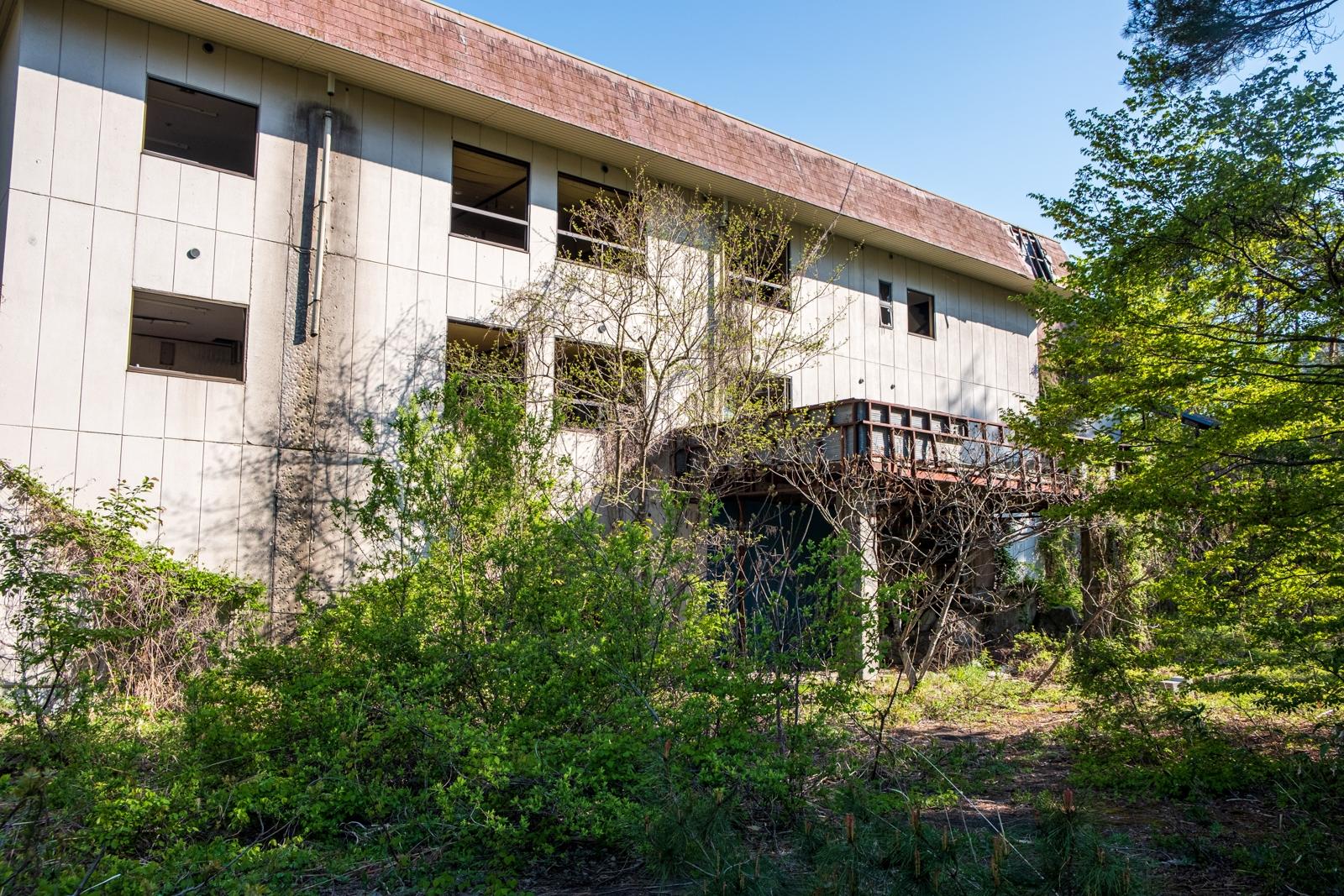 探索 地図 廃墟 裏・鬼怒川温泉の旅 廃墟ホテル群