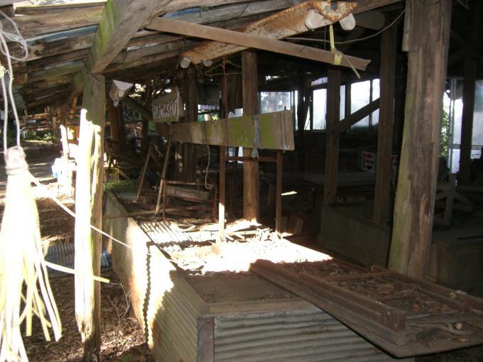 小仏峠の茶屋