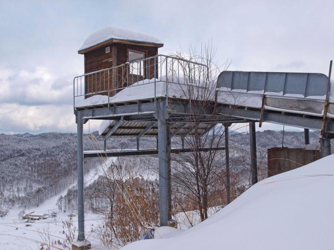 大町スキー場