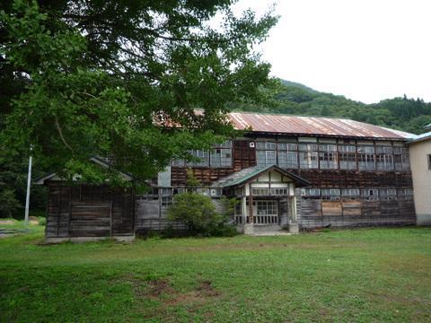 喰丸小学校(昭和村)