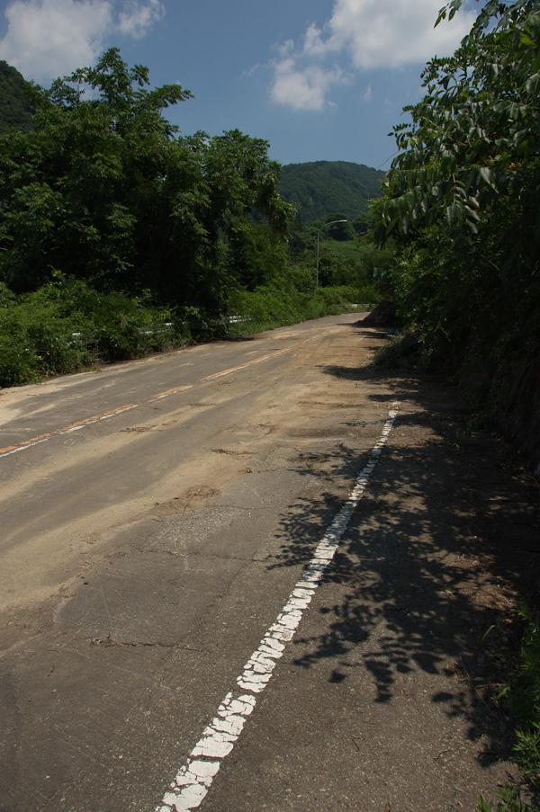犬戻トンネル旧道(国道19号線旧道)