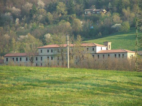 モンテファルコーネ修道院(Convento di Montefalcone)