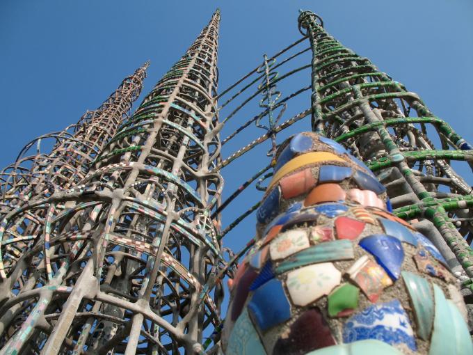 ワッツ・タワー(Watts Towers)