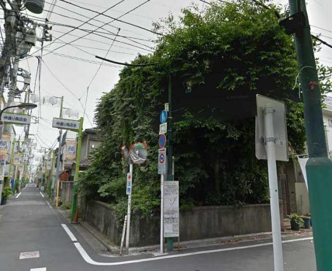 道歯科医院(椎名町仲通りの廃歯科医院)
