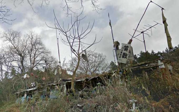 アンテナの家(総社市) - 廃墟検索地図