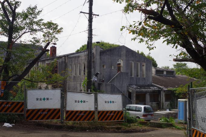 大阪市立少年保養所(つくし寮、大阪市立貝塚養護学校、貝塚結核病院)