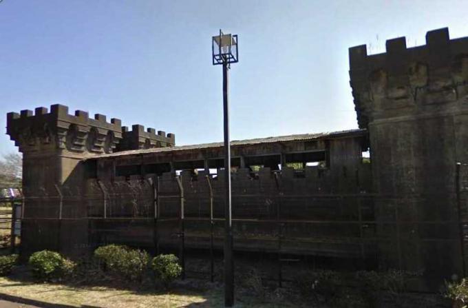 小松川閘門
