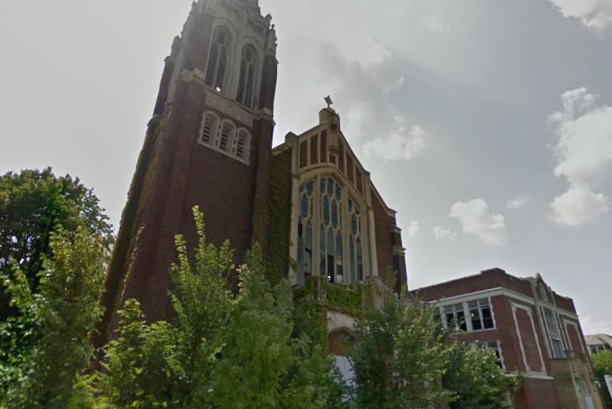聖アグネス教会(St. Agnes Church)