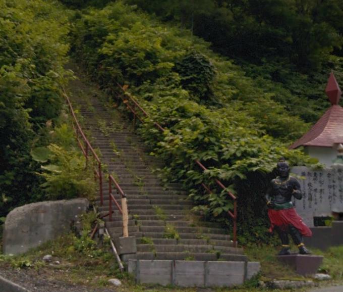 石切夕張神社