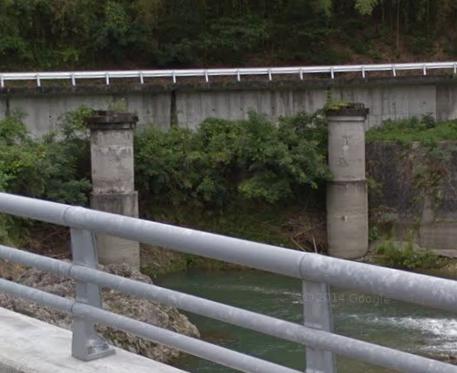 塩江温泉鉄道(岩部トンネル)